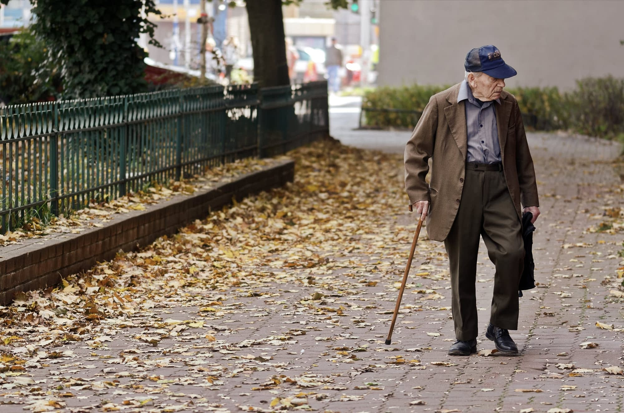 Technology To Help Prevent Falls
