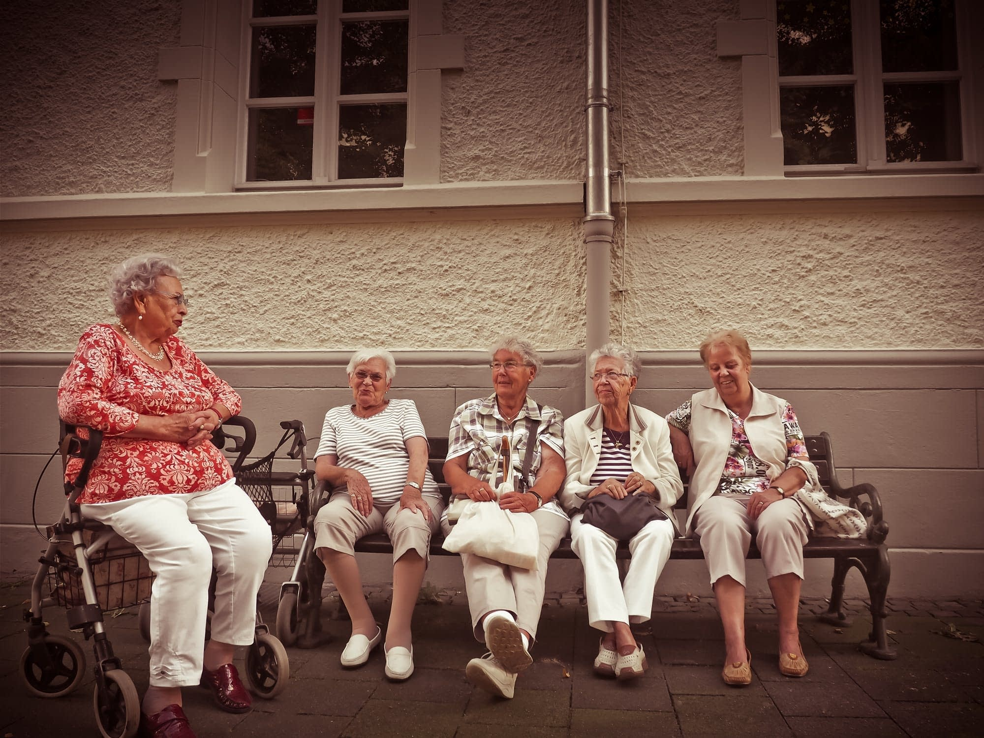 Fighting Against Ageism